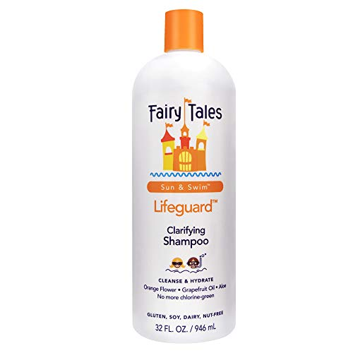 Fairy Tales Swim Shampoo for Kids -…