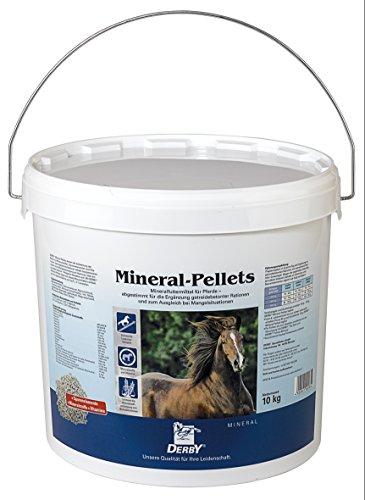 Derby Mineral-Pellets 10 kg Eimer