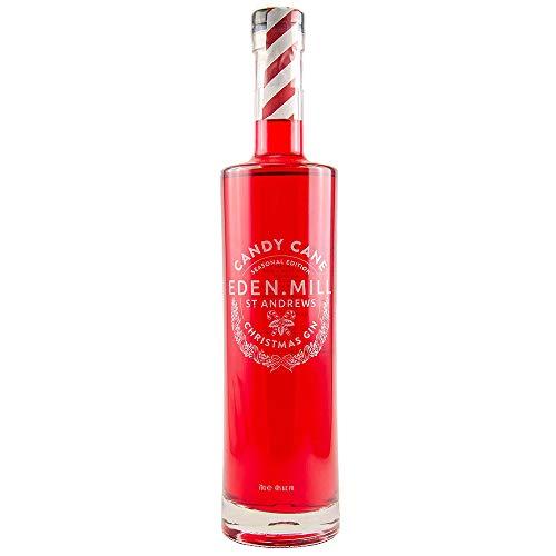Weihnachtsgin Candy Cane CHRISTMAS GIN 0,7 Liter / 40% Alc.vol. Seasonal Weihnachten Edition Premium Qualität destilliert in Schottland Eden Mill Destillerie St. Andrews