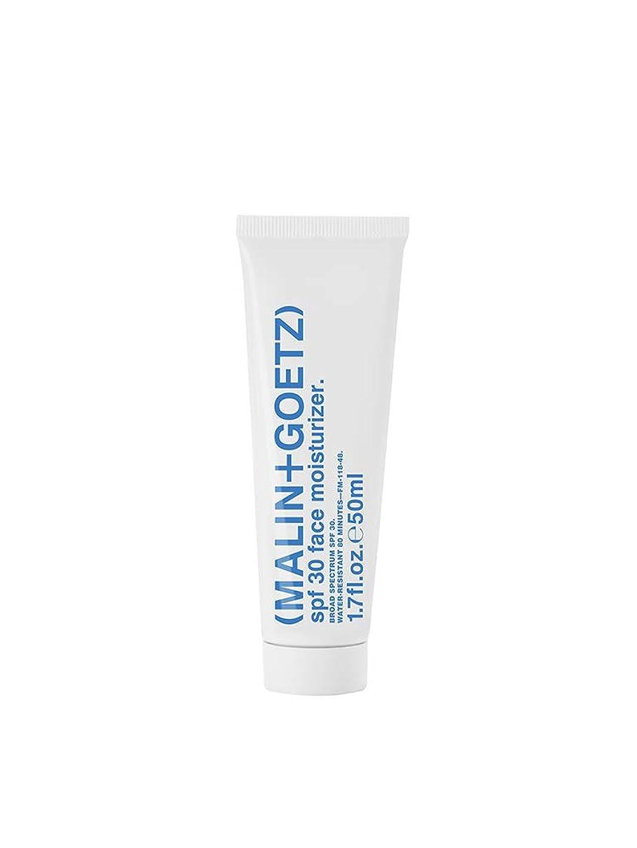 マトリックス水分時間とともにMALIN+GOETZ SPF 30 Face Moisturizer 50ml/1.7oz並行輸入品