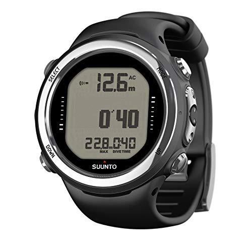 SUUNTO D4i Novo Diving Watch, Black