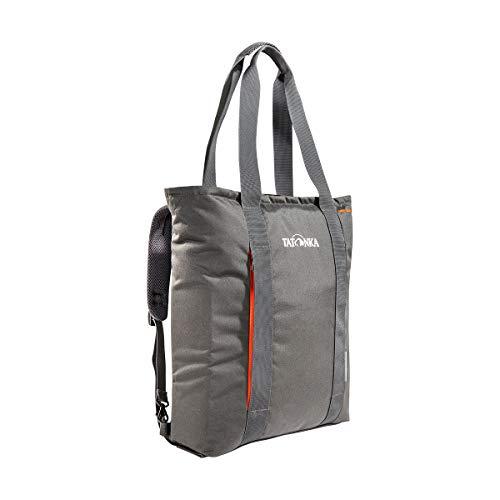 Tatonka Youth Grip Bag Rucksack, Titan Grey, 13 Liter