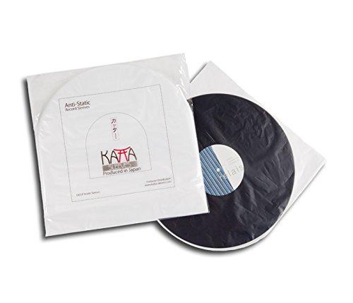LP Schallplatten Innenhüllen KATTA Sleeves Protected (100 Stück)
