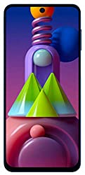 Samsung Galaxy M51 (Electric Blue, 8GB RAM, 128GB Storage),Samsung India Electronics Private Limited,SM-M515FZBEINS
