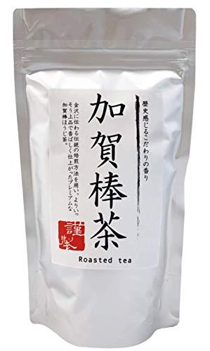 加賀棒茶90g | 石川加賀焙煎 | 厳選された香り | チャック付きスタンドパック入