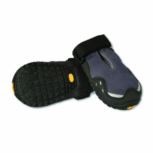 Ruffwear Bark'n Boots GripTrex Hundeschuhe, grau, XS