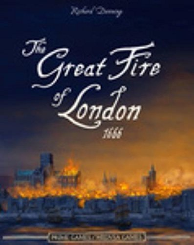 JKLM Games - The Great Fire of London 1666 by Medusa Games by Great Fire of London, The - 1666