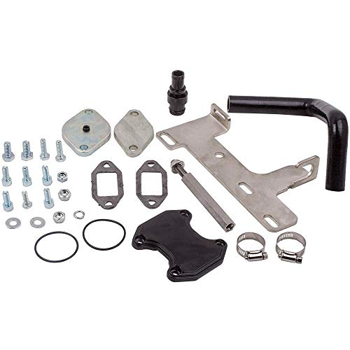 NEXGEN PRODUCTS - EGR KIT - RAM 6.7L CUMMINS - 2010-2011 - 2012-2013 - 2014-2015 - 2016-2017 - DODGE DIESEL - 2500-3500 - 4500-5500