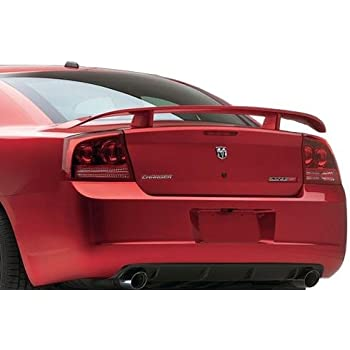 For 2006-2010 DODGE CHARGER R/T Carbon Look Rear Window Roof ...