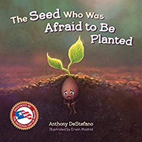 The Seed Who Was Afraid to Be Planted audiobook cover art