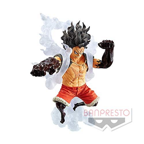 Banpresto. One Piece Figure Monkey D. Luffy King of Artist The Snakeman Ahora Disponible!
