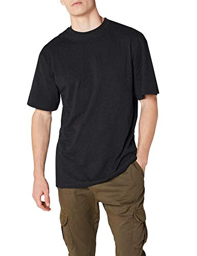 Urban Classics Tall Tee T-shirt Homme - Gris (Charcoal) - 4XL