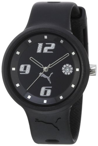 Puma Time Motorsport Damenuhr SLICK LADIES 3HD BLACK A.PU910672001