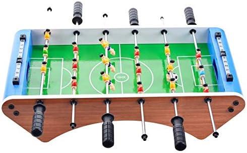 XSLY Six Par Table Football Table Children's Toys Table Football