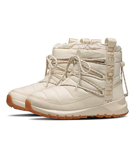 The North Face Thermoball Lace-Up Vintage White/Vintage White 5 B (M)