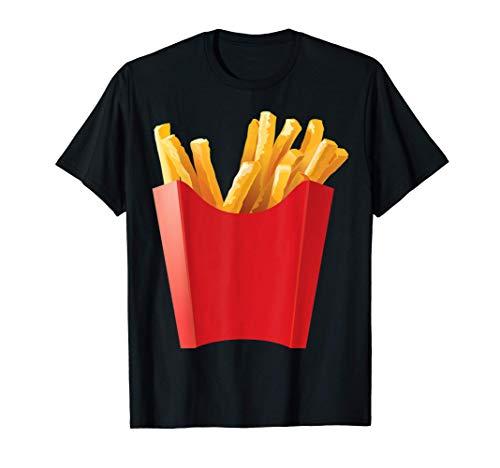 La camisa GIGANTE DE PATATAS FRITAS es un gran disfraz de Camiseta