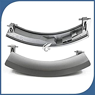 Johnston 1PCS Silver for Washing Machine Parts Door Handle Door Switch WD12H460TI 14H468TI WS10M460TI 9000331939