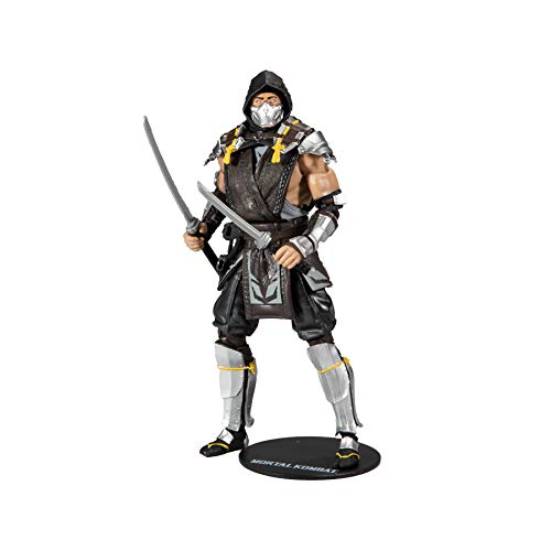 McFarlane - Mortal Kombat 7 Figures 5 - Scorpion (in The Shadows Variant)