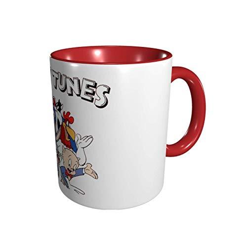 Hdadwy Lo-on-e.y Tunes Mugs Geek Custom Red Cups For Home