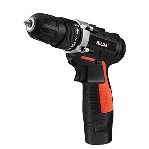 AfazfaHilda Cordless Drill Cordless Screwdriver Mini Drill Cordless Power Tool