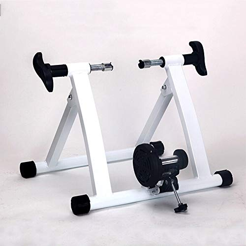 Best Buy! Aiyawear Home Bicycle Trainer Bicycle Turbo Riding Trainer Magnetic Resistance for Road Mo...