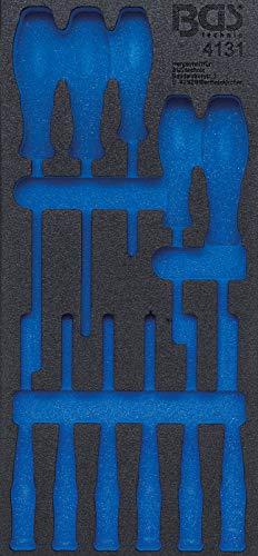 BGS 4131-1 | Insert de servante d'atelier 1/3, vide : pour art. 4131