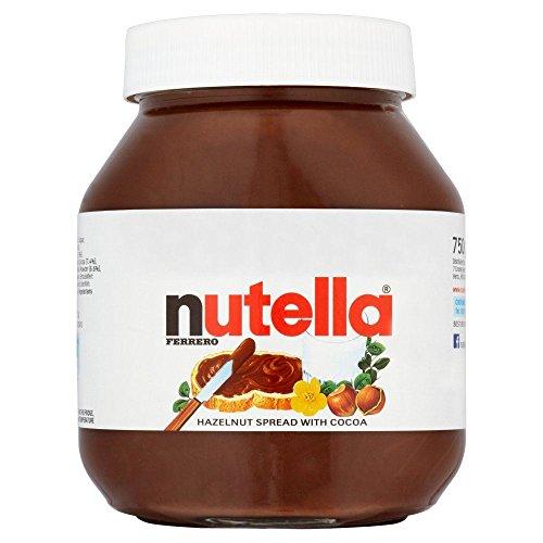 Nutella Brotaufstrich 750g