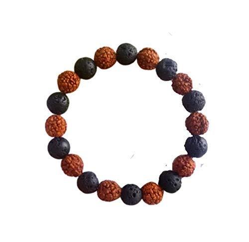 Man bracelet old rudrakhsa Buddhist bracelet malachite bracelet Rudraksha bracelet Wrist mala Spiritual Green Tara
