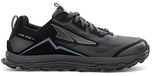 ALTRA AL0A4VR7 Women's Lone Peak 5 Trail Running Shoe, Black...