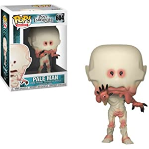 Pop Pans Labyrinth Pale Man Vinyl Figure 5