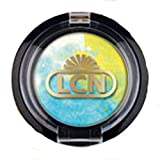 LCN'Phantasia' Special Mono Eyeshadow'colour your dreams' (turquesa brillante/azul), 3 g – Sombra de ojos reflectante metálico.