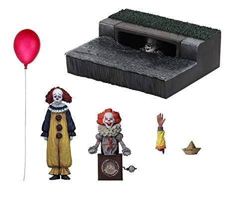 NECA Pack Accesorios para Figuras It (Eso) 2017. Stephen King 1
