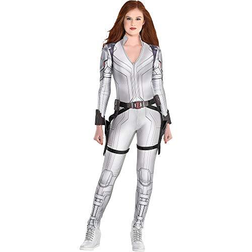 Black Widow Snow Suit