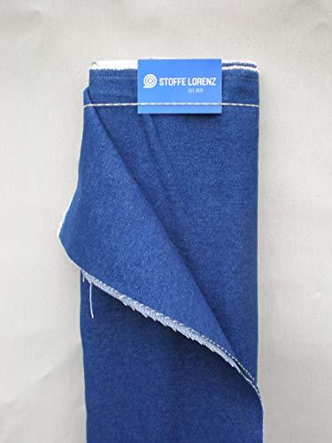 150 cm tela vaquera por metros, color Azul claro.