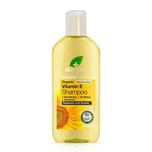 Dr Organic Vitamin E Shampoo 250ml