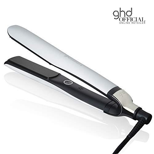 ghd platinum+ - Plancha de pelo profesional, tecnología ultra-zone, blanca