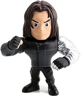 Metals Marvel 4 inch Movie Figure - Winter Soldier (M49)