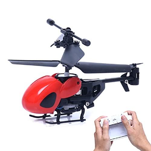 Angelliu helicóptero de Control Remoto Juguete Regalo avión suspensión Juguete helicóptero Juguetes para niños