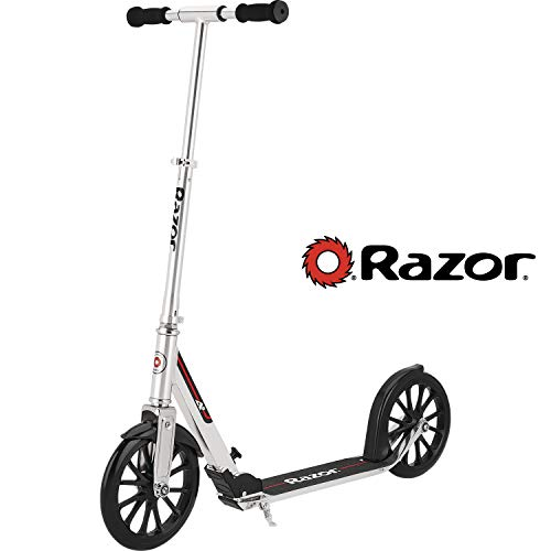 Buy Bargain Razor A6 Kick Scooter - Silver - FFP