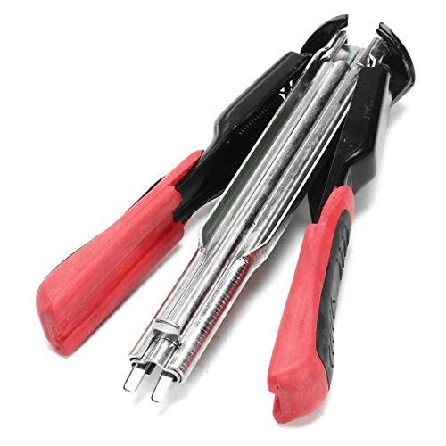 Zangen-Handwerkzeug, mit 2500 C Clips gefedert Fastening Cage Clamp Fences Hog-Ring Zangen Industrielle Handwerkzeuge (Color : -, Size : -)