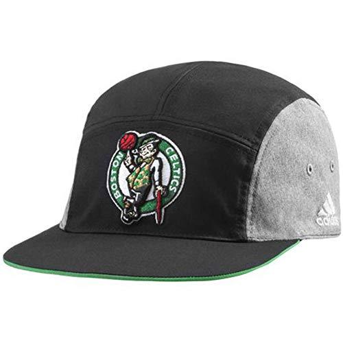5P CAP CELTICS BLK - Casquette Celtics Basketball Homme Adidas