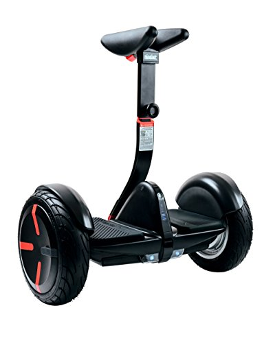 Segway miniPRO Smart Self-Balancing Electric Transporter, Black (2018 Version)