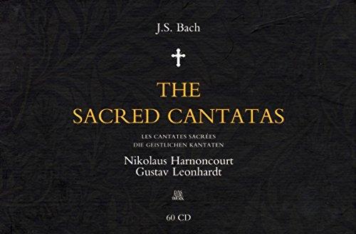 Complete Sacred Cantatas (Sämtl.Geistl.Kantat.)