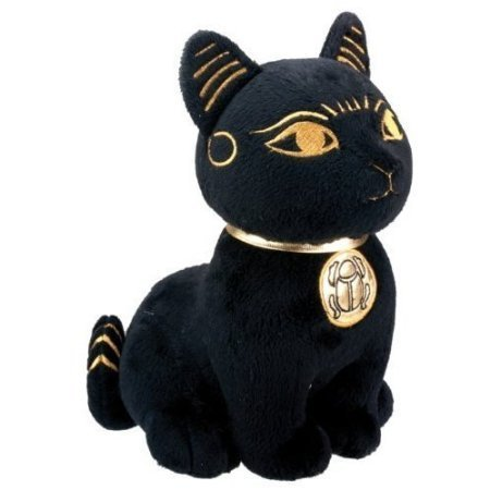 大英博物館 エジプト バステト 神 猫 ぬいぐるみ 小 [並行輸入品]
