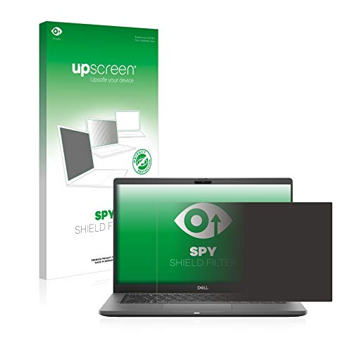 upscreen Blickschutzfilter kompatibel mit Dell Latitude 14 7410 Non-Touch Privacy Filter - Anti-Spy Blickschutzfolie Sichtschutz-Folie