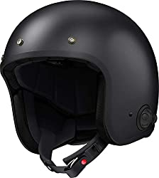 Sena SAVAGE-CL-MB-L-01 Matte Black Helmet