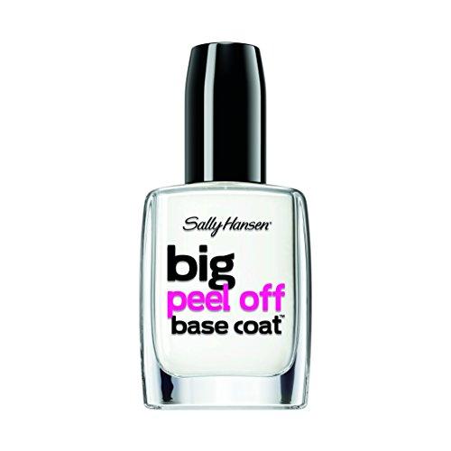Sally Hansen Big Peel-Off Nail Base Coat Treatment, 0.4 Fl Oz (Pack of 1)