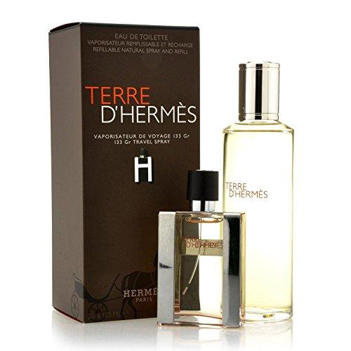 Hermes Terre d'Hermes 30 ml EDT + 125ml EDT Nachfüllung