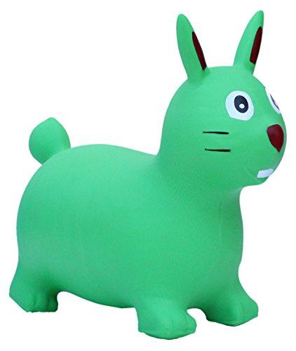 Happy Giampy - Hg504 - Animaux Sauteurs Gonflables - Lapin