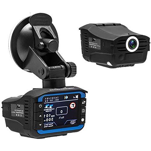 3 in 1 automobile DVR DVR Car Detector radar rilevatore radar auto registratore di guida Anti Radar Dash Cam cane elettronico